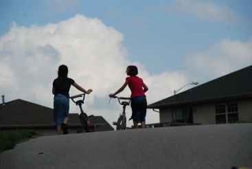 Bike rides!