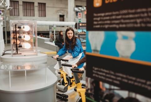 Visits to the science museum