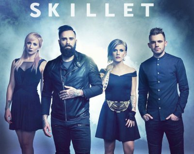 Image result for skillet band picture